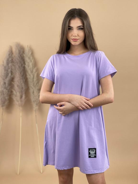 Šaty pod kolená 12175