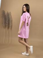 Šaty teplákové Bunny 9228