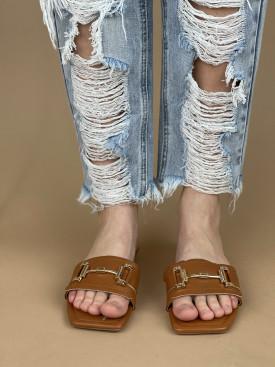 Topánky 167 hnedé