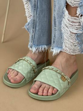 Topánky 189 zelené