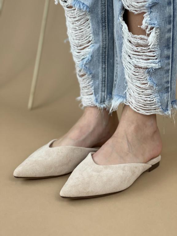 Topánky 249 béžové