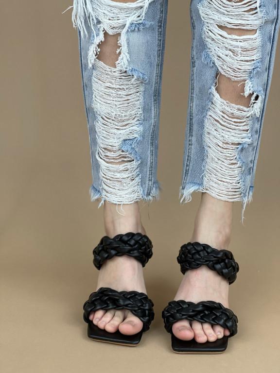 Topánky 369 čierne