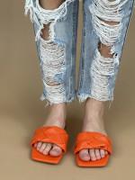 Topánky 373 oranžové