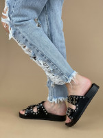 Topánky BG90 čierne