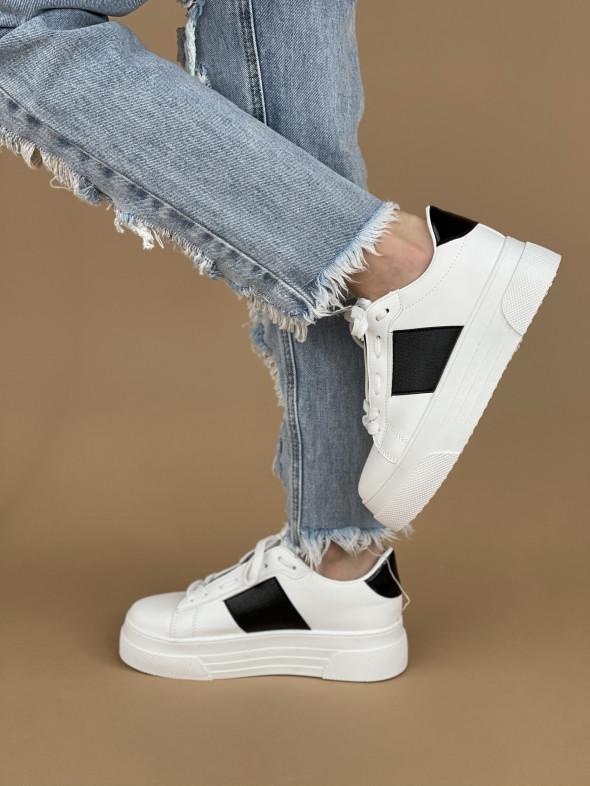 Topánky LA133 biele