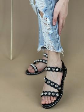 Topánky SK71 čierne