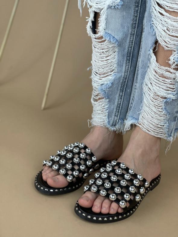 Topánky SK72 čierne