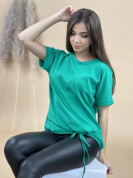 Tričko šňůrka krátký rukáv
