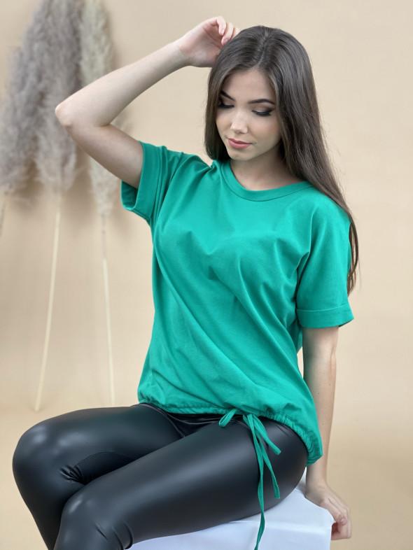 Tričko šnúrka krátky rukáv