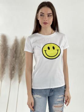 Tričko smajlík 8154