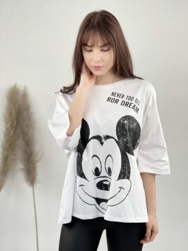Tričko voľné MICKEY 32240