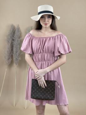 Šaty jednobarevné 5311