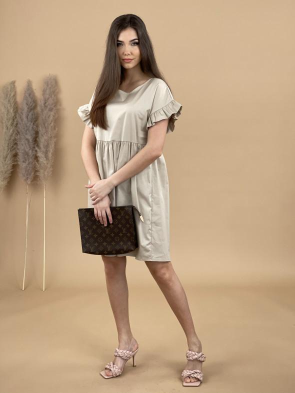 Šaty nad kolená 16510