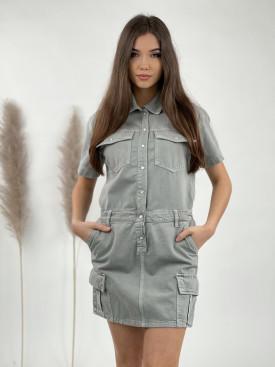 Šaty nad kolena 105-17