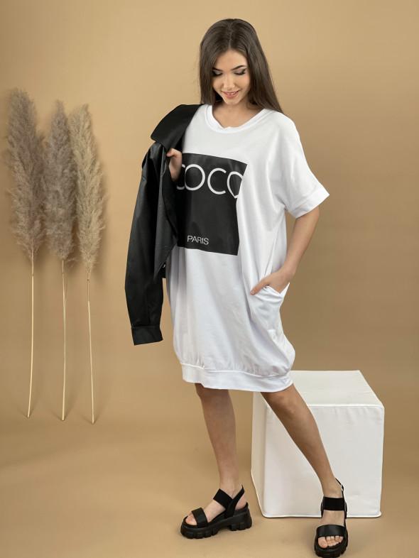 Šaty po kolená COCO