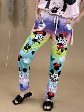Tepláky Mickey and Minnie 6056