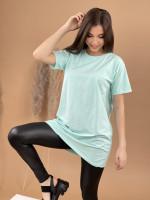 Tričko jednofarebné 8121
