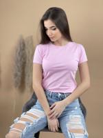 Tričko jednofarebné 8154