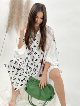 Šaty košilové LV 8893