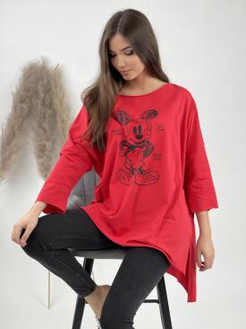 Tričko volné mickey 21035