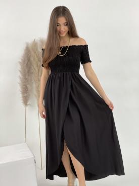 Šaty dlouhé poklopec 5350