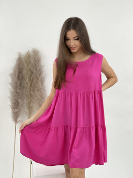 Šaty jednofarebné 50793