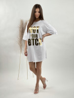 Šaty nad kolená NOT YOUR 121728