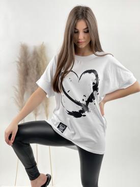 Tričko srdce 521802