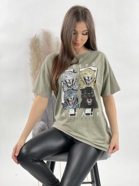 Tričko TIGERS 2857