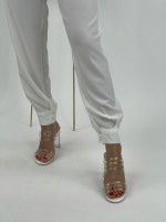 Nohavice jednofarebné 22651