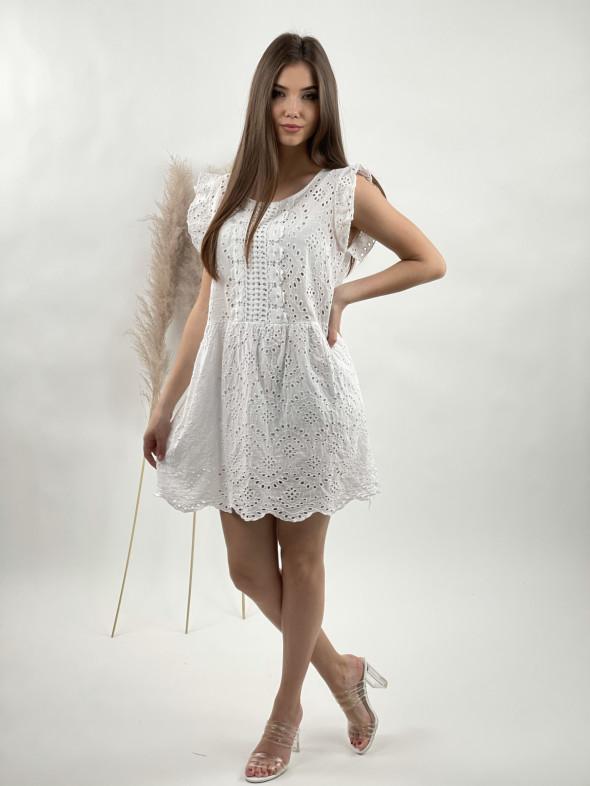 Šaty krátke Madeira 8132
