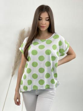 Tričko farebné guličky 5925