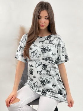 Tričko Safari 3271