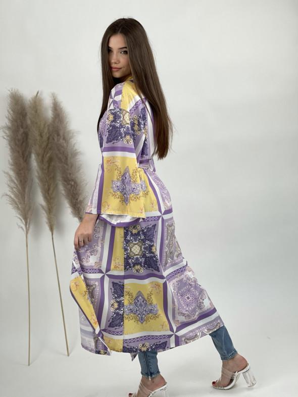 Kaftan tenký oriental 6218