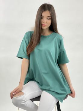 Tričko asymetrický spodok 21015