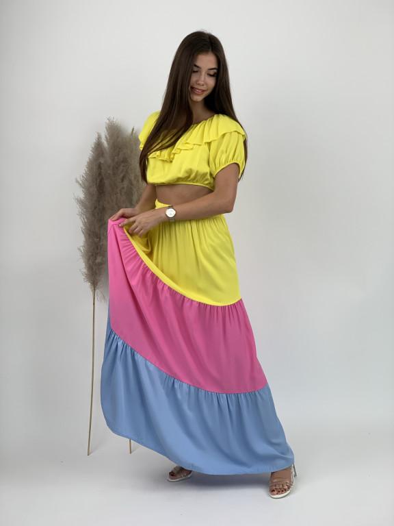 Komplet tricolor 659