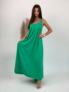 Šaty dlhé na ramienka beautiful 3487