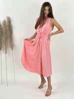Šaty pásikavé so sťahovačkou