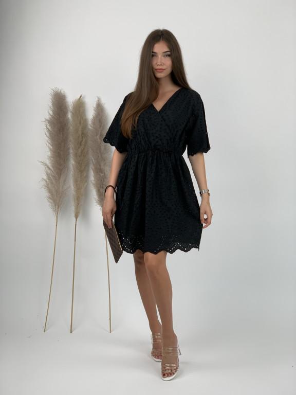 Šaty pod kolená madeira 2157