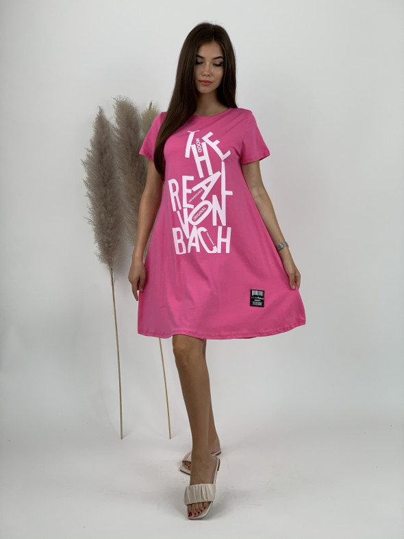 Šaty teplákové REAL VON BACH 12175