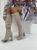 Topánky UK27 Marsala béžové