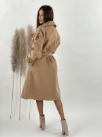 Kabát s opaskom Damon 173