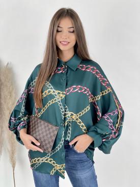Košeľa oversize CATENA 3229