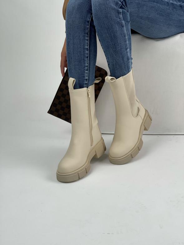 Topánky QT16 Amber