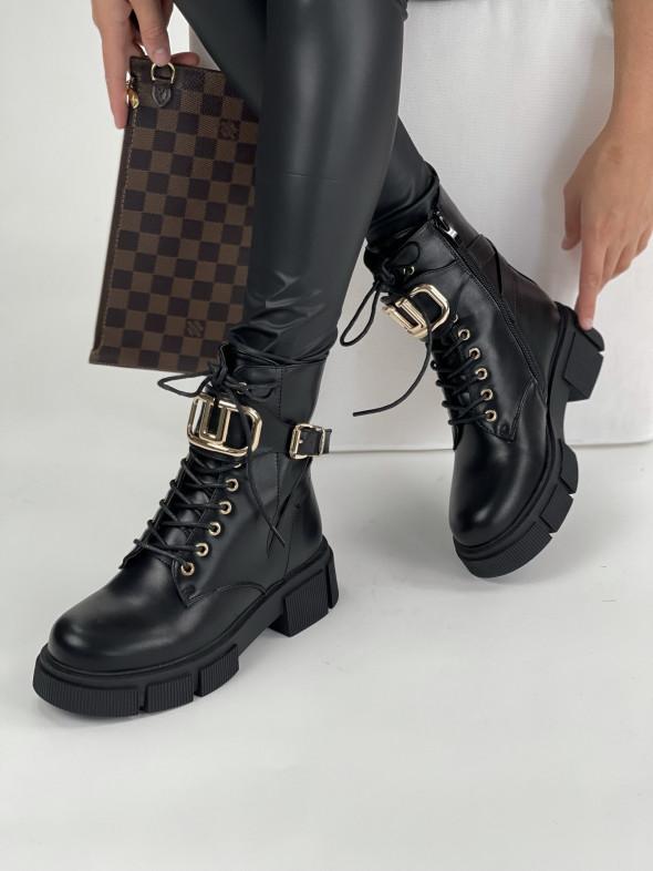Topánky QT25 čierne Darla