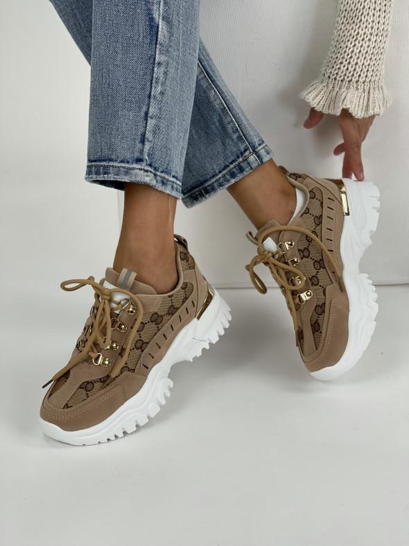 Topánky VL152 GIGI Kaki
