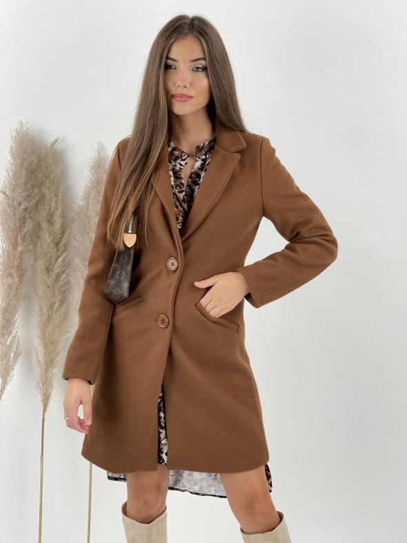 Kabát dva gombíky Joanne 41363