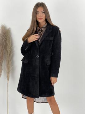 Kabát na gombík Aurelia 21560
