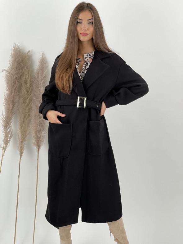 Kabát prechodný s viazaním Bailee 8879
