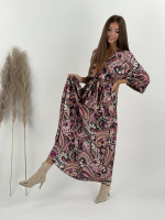 Šaty dlhé ORIENTAL 1041